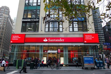 santander bank news santander reports rise in second quarter profit wsj