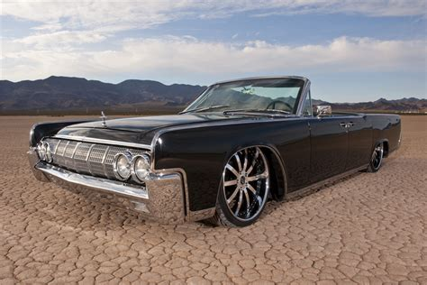 64 lincoln convertible 1964 lincoln continental custom convertible 198980