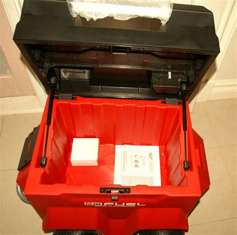 Dispenser Dan Cool milwaukee branded remote cooler tools in power tool reviews
