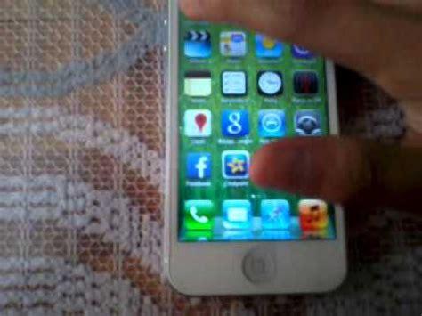 hiphone 5 la mejor replica iphone 5