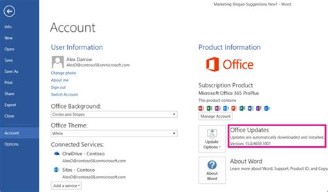 Update Office by Update The Onedrive For Business Sync App Office Support