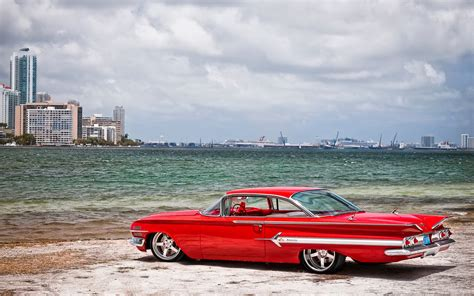 classic wallpaper for sale red chevrolet impala old school wallpapers red chevrolet