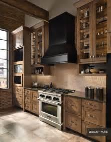 Kitchen Cabinets Kraftmaid Kraftmaid Rustic Alder Kitchen Cabinetry In Husk Suede