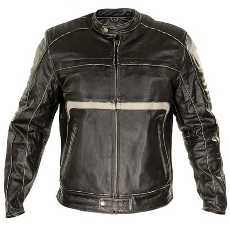 armored leather motorcycle jacket xelement s charcoal brown leather armored
