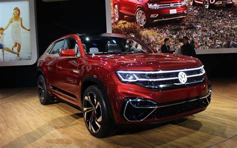 York Volkswagen by Le Volkswagen Atlas Cross Sport Concept D 233 Voil 233 224 New York