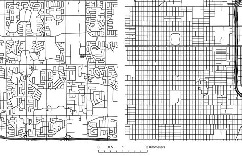 chicago map grid comparisons between toronto s and chicago s