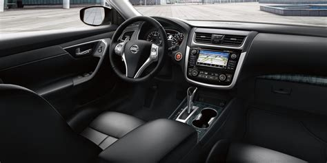 nissan altima 2018 interior 2018 altima design beauty safety nissan usa
