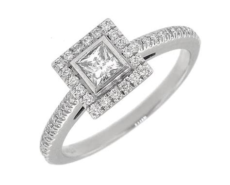 co grace platinum princess cut