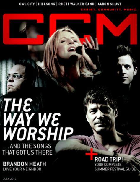 ccm singers integrity music inspires ccm cover story gospel music