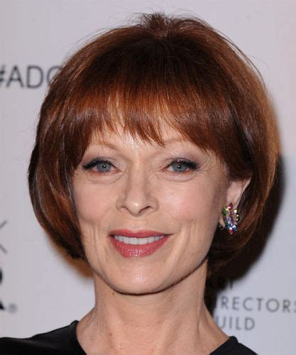 short haircuts for women over 60 with bangs 8 best frances fisher hairstyles long bob pixie cuts