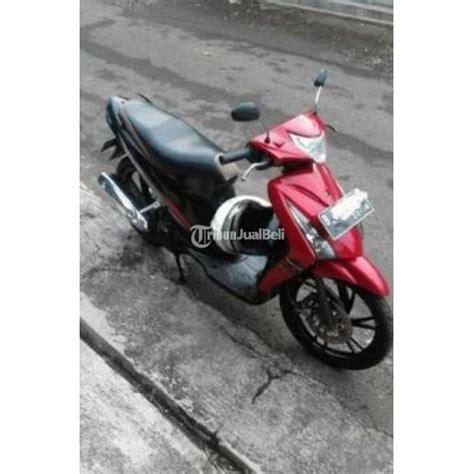 Suzuki Spin 2008 suzuki spin sr 125cc tahun 2008 warna merah mesin masih