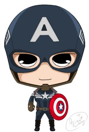 captain america chibi wallpaper captain america chibi by ijayoyo on deviantart