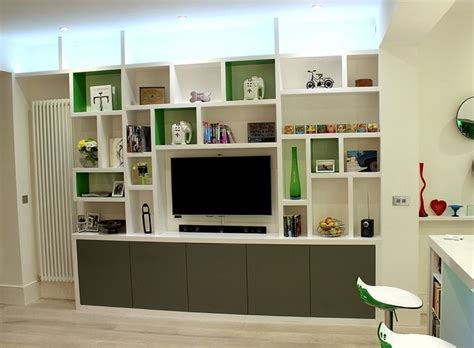 asymmetrical cube bookcase with shelves asymmetrical built in bookcase google search display
