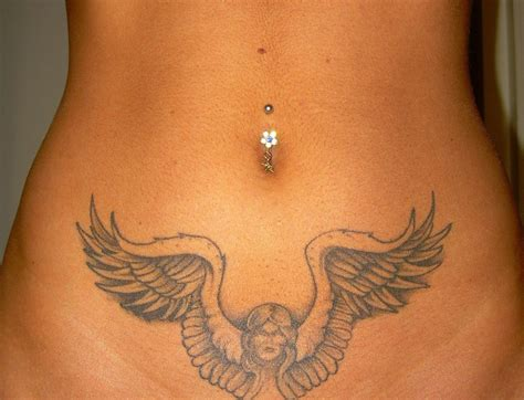 lower abdomen tattoo the gallery for gt stomach tattoos