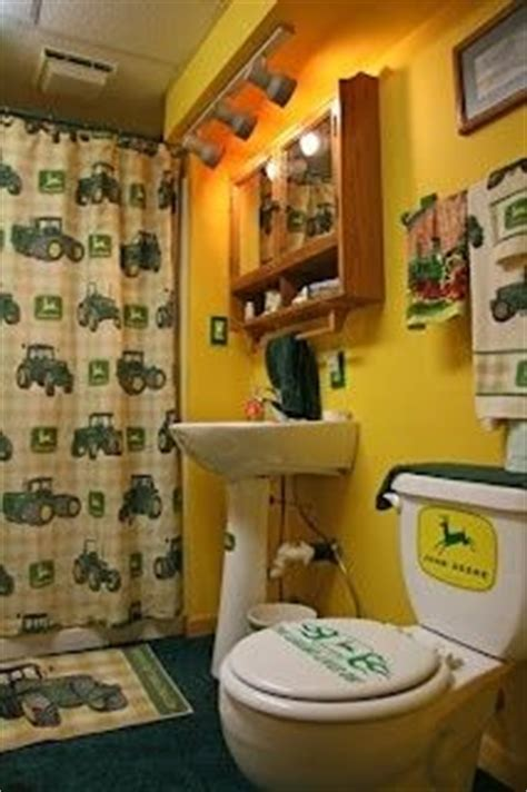 tractor bathroom decor 1000 images about john deere on pinterest john deere