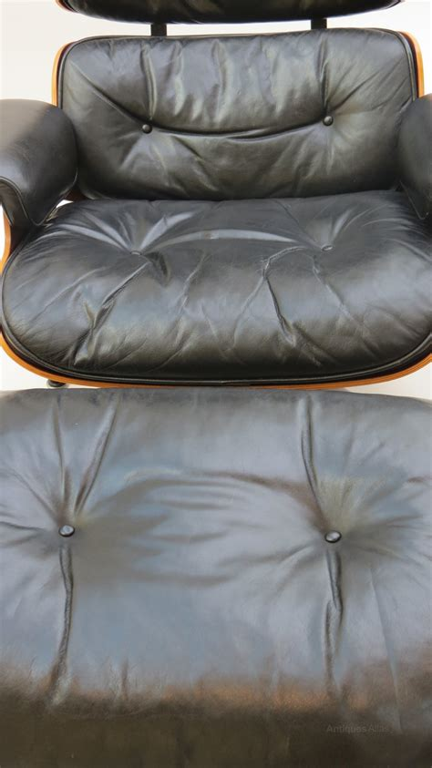 vintage eames lounge chair and ottoman antiques atlas eames lounge chair and ottoman