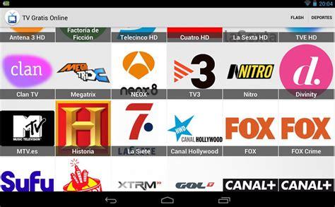 tu teve online television gratis television en linea descargar tv gratis online 3 1 android apk gratis en espa 241 ol