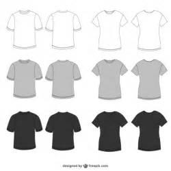 pack plantillas de camisetas descargar vectores gratis