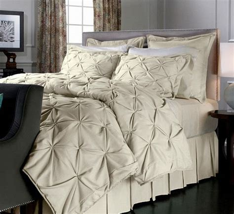 linen bedding sets vern yip faux linen comforter set