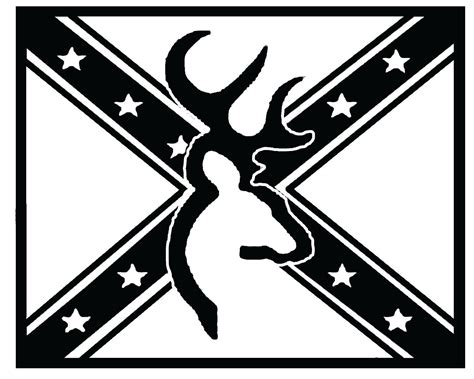 rebel flag browning logo cliparts co