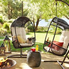 swingasan 174 mocha hanging chair pier 1 imports pinterest the world s catalog of ideas
