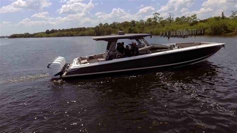 nor tech boats 450 nor tech 450 sport testing youtube
