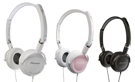 Headset Pioneer se mj21 k headphone home audio theater