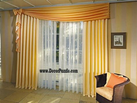 curtain styles new curtain styles and designs 2015 for all rooms