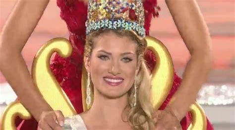 Miss Spain Mireia Lalaguna Royo Miss World 2015 Winner