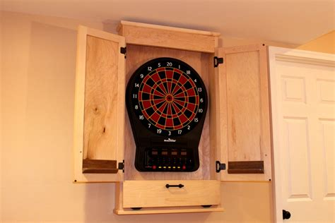 best dart board cabinet dartboard cabinet size cabinets matttroy