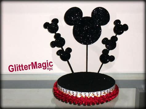 Standing Cup Mickey Mouse Stand Cake mickey mouse cakepop lollipop stand by glittermagic23s
