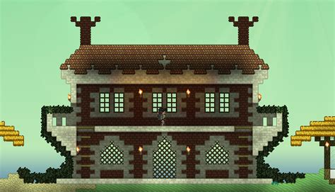 starbound houses starbound houses different roof types