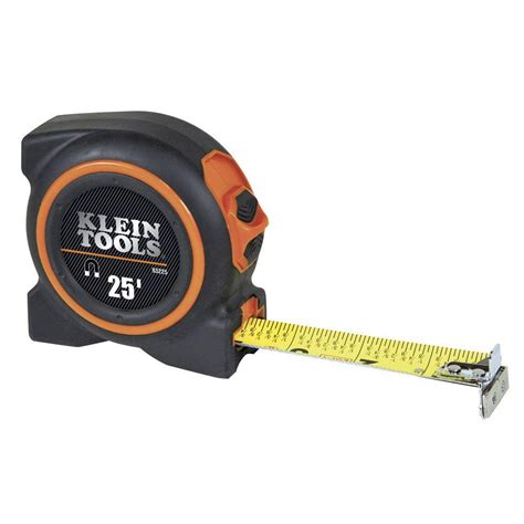Best Quality Kitchen Faucets by Klein Tools 25 Ft Magnetic Tape Measure 93225 The Home Depot