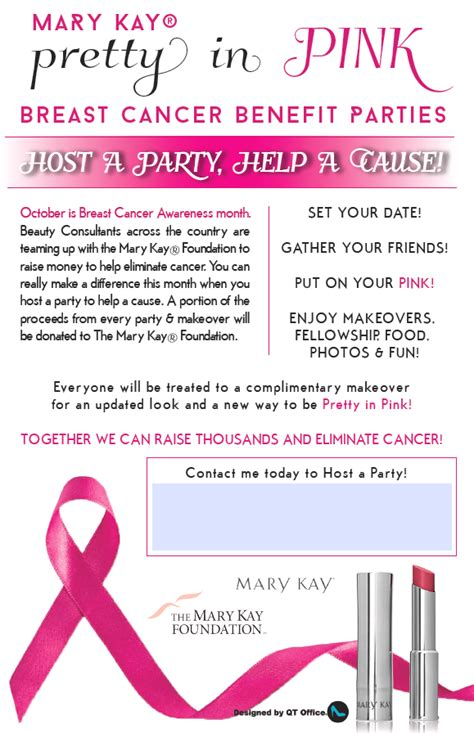 mary kay party flyer templates www imgkid com the