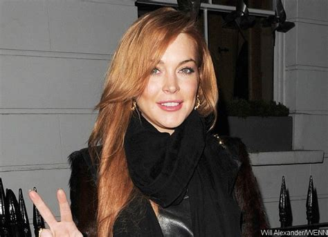 Is Lindsay Lohan These Days by Is Lindsay Lohan Really See Picture Of