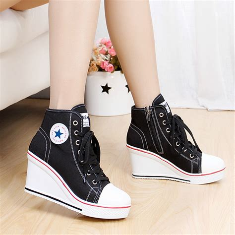 26630 Wedging Casual Top the gallery for gt wedge sneakers for