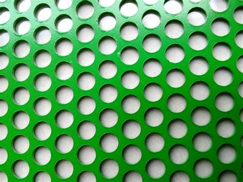 Jasa Ceramic Coating Ukuran Small perforated sheet jasa plat