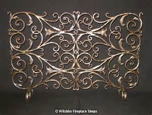 wrought iron fireplace accessories at wilshire fireplace