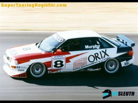 super touring register  australian super touring championship