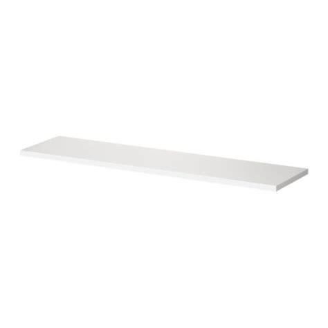 ekby tony shelf high gloss white 119x28 cm ikea