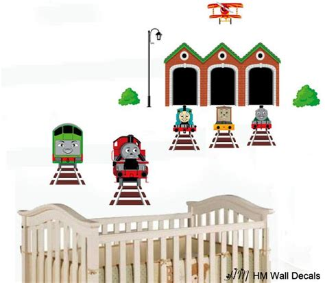 the tank wall stickers the tank engine friends wall stickers for
