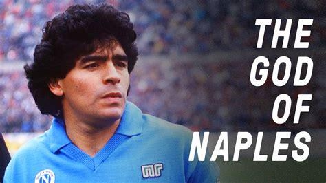 Diego Maradona How A Player Became A God Diego Maradona