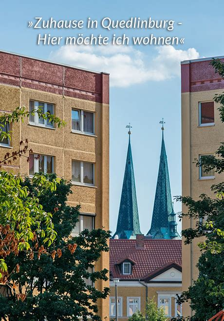 wohnungen in quedlinburg wohnen in quedlinburg wir haben die passende wohnung f 252 r