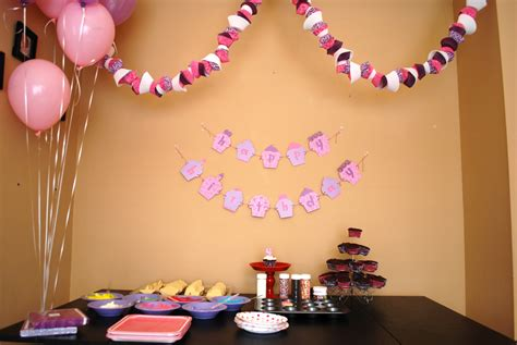 birthday decorations home birthday decoration ideas for husband nice decoration