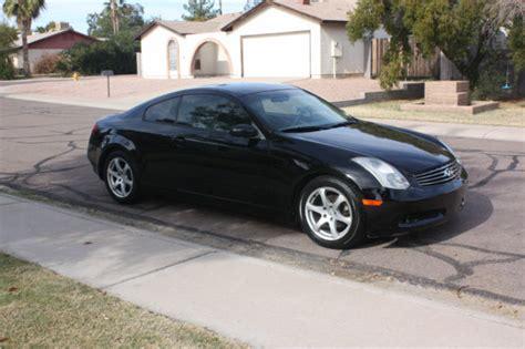 2003 infiniti g35 black 2003 black infiniti g35 2 door coupe 124k