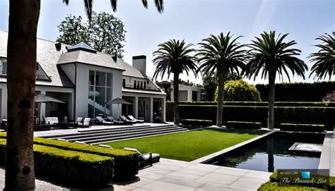 simon cowell residence 717 n palm drive beverly