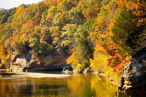 places    fall foliage  indiana