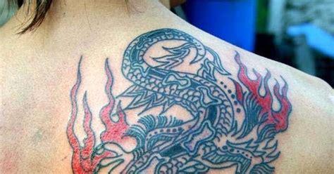 tato keren warna kumpulan foto tatto keren terbaru madjongke