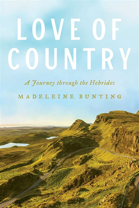 love of country a journey through the hebrides bunting