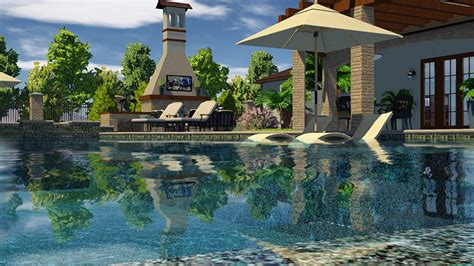 swimming pool design software pool studio the best 3d swimming pool design software